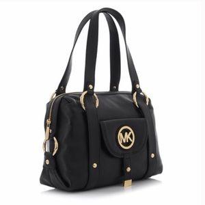 NEW Michael Kors Fulton leather satchel